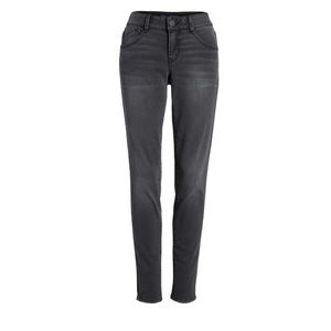 Wis and wisdom an solution gray stretch jeans